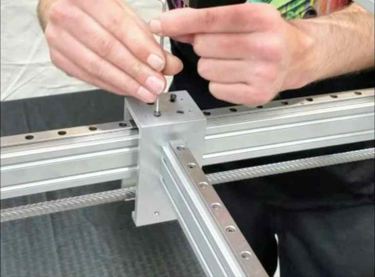 3D Printer Assembly Instructions 8