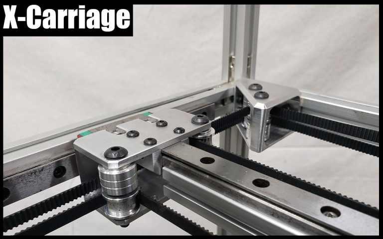 SolidCore CoreXY Mechanism