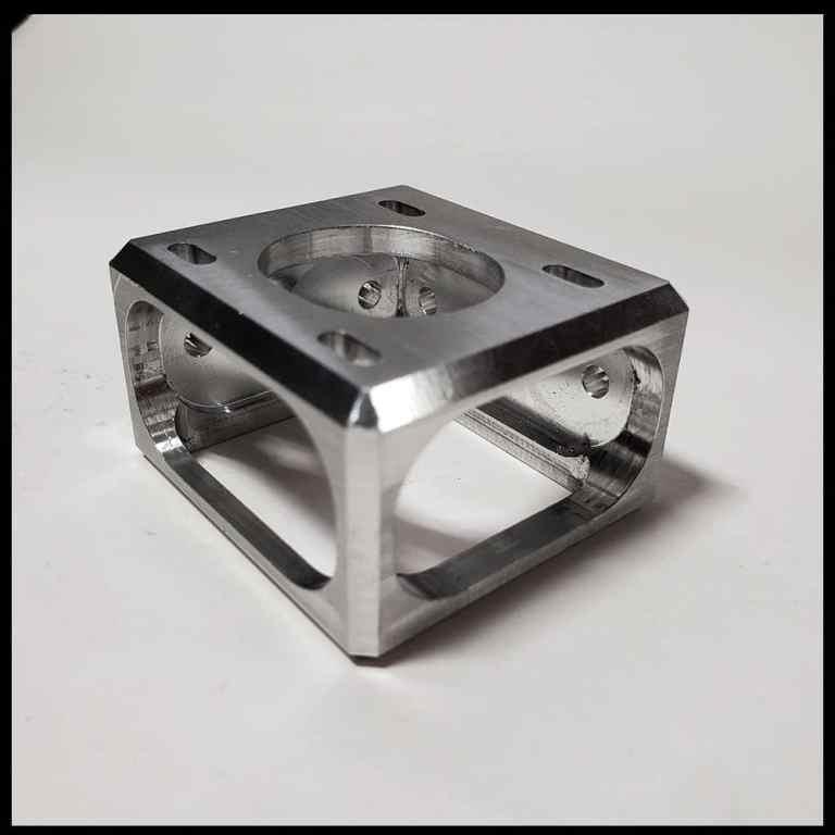 SolidCore XY Mechanism