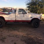 1995 Ford F 350 Off Road Recovery Tow Truck W 95k Miles Deadclutch