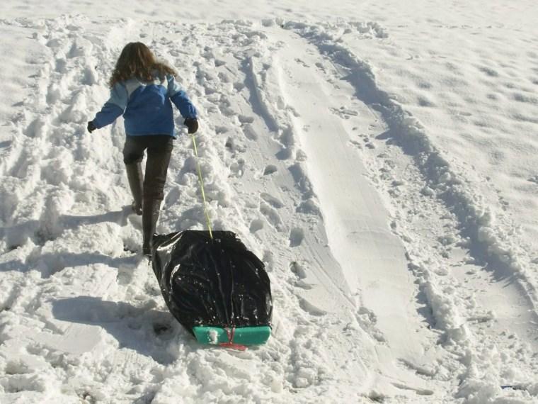 Fotografiar la nieve.Consejos útiles