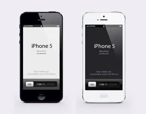 iPhone-5-Black-White-MockUp