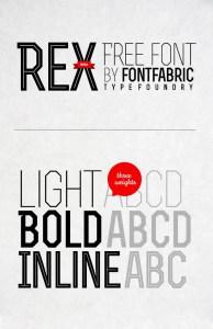 Rex Font