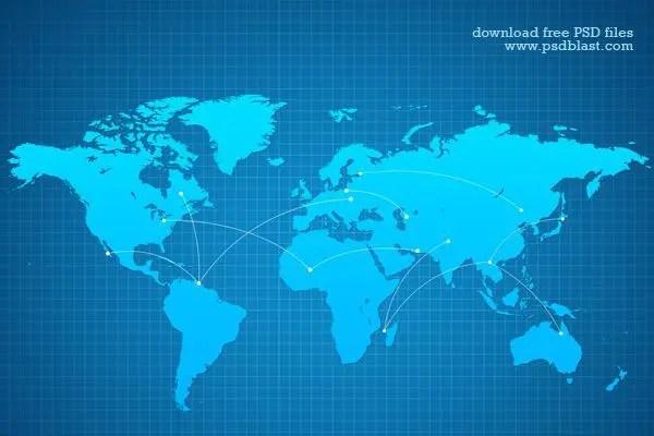 Vector World Map