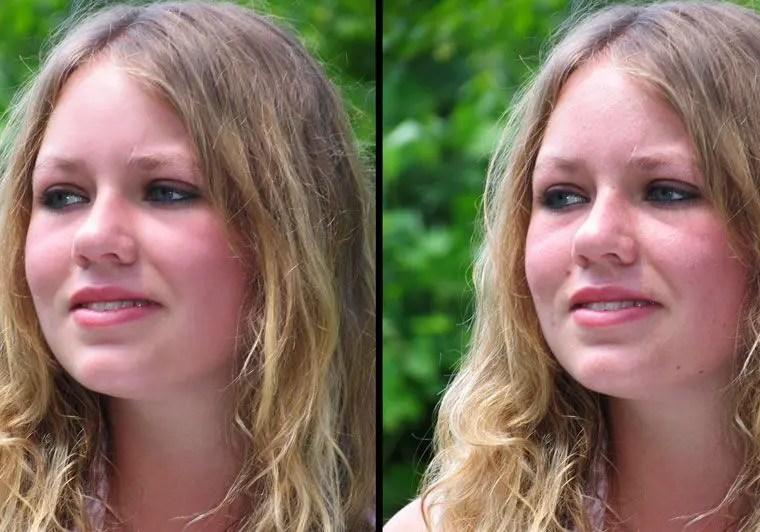 Tutorial Photoshop. Quitar manchas y arrugas en una foto retrato