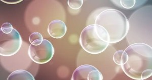 Burbujas en PSD