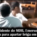 Presidente do MDB