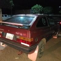 Carro furtado há 30 anos em Goiás é encontrado durante blitz em Epitaciolândia