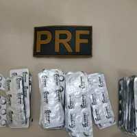 Homem é preso com quase 900 pilulas de Cytotec na BR-317, no trevo de Xapuri