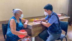 Dr. Jenilson Leite participa de ação de saúde no bairro Irineu Serra e auxilia no atendimento dos moradores 3