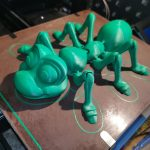 [Review][Spectrum Filaments][Forest-Green][ABS]