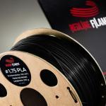 REDLINE FILAMENT verschenkt insgesamt 1.000 kg PLA schwarz*