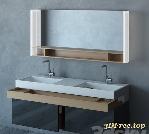 Gfx Jacob Delafon Terrace Full Set 3d Models Blog