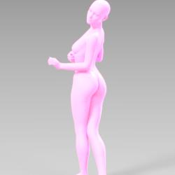 Standing Pose 003