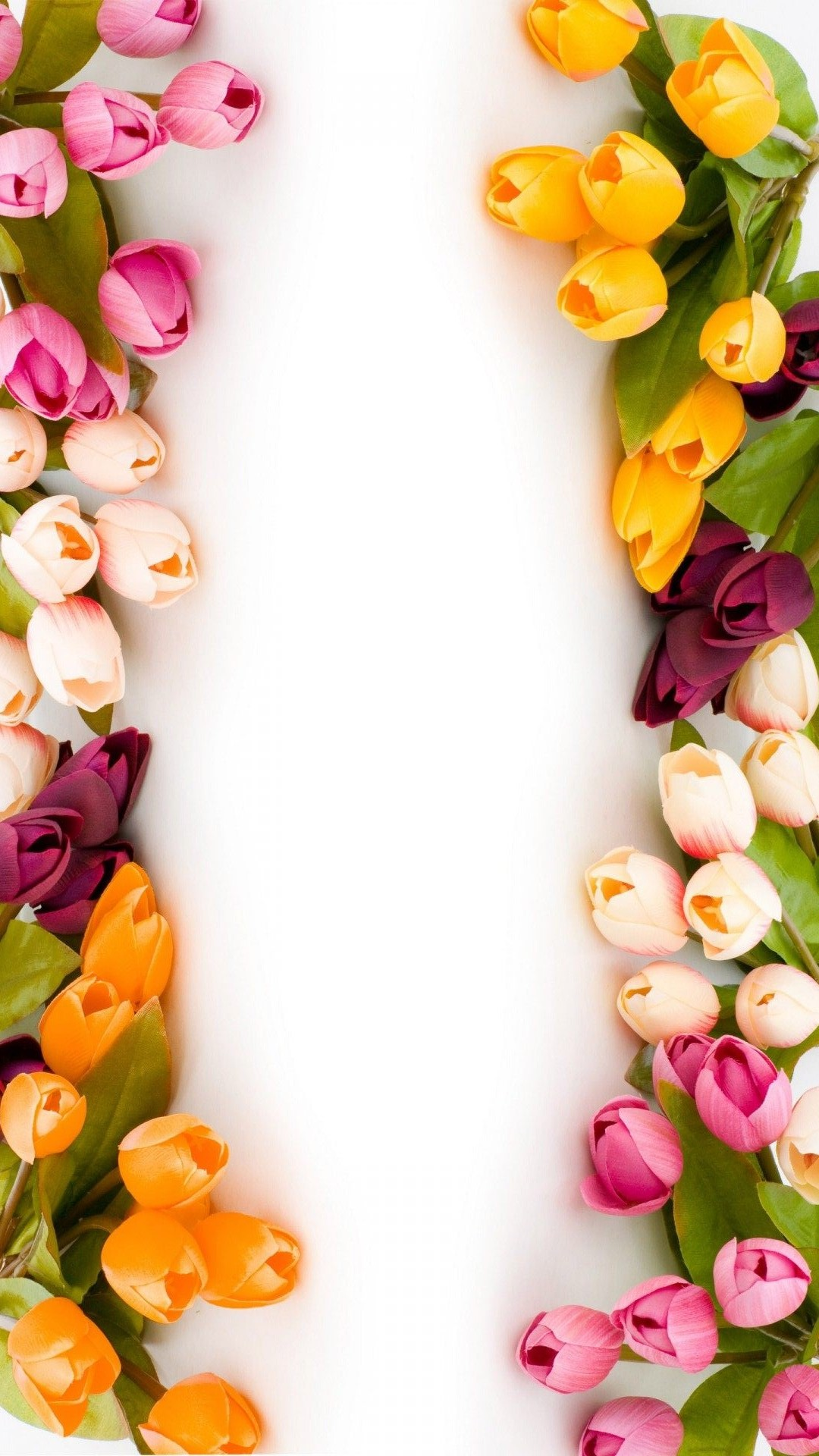 Tulip Flowers Wallpaper Iphone 2020 3d Iphone Wallpaper