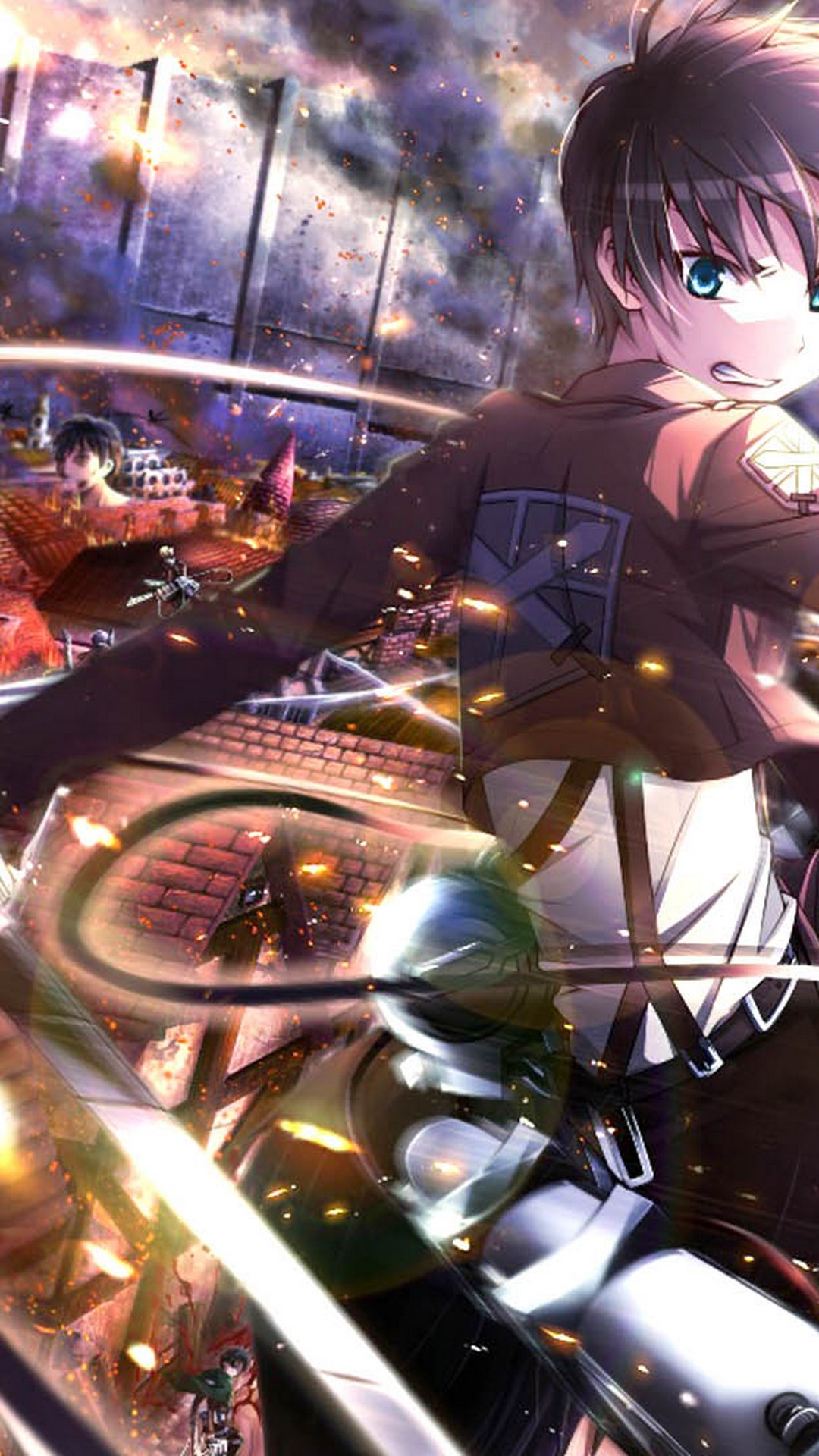 Anime Iphone 7 Wallpaper 2020 3d Iphone Wallpaper