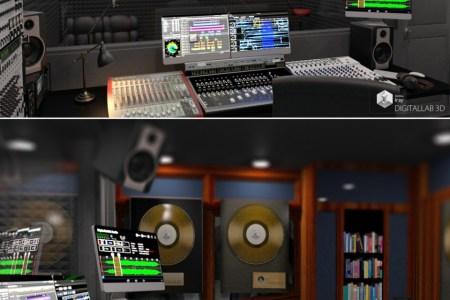 Digitallab3D Recording Studio