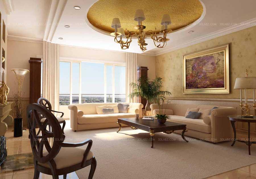 3D Interior Design Rendering Price
