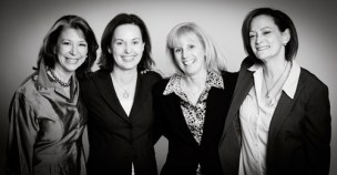 The 3D Leadership Group Team: Renee, Angie, Sue and Carol