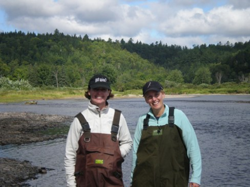 Salmon Fishing - Miramichi River