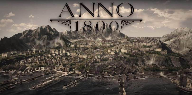 Anno 1800 – Download PC + Crack