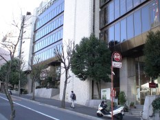 東京設計師學院 學校外觀