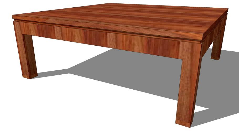 Table Basse Stockholm Maisons Du Monde Ref 129 991 Prix 249 3d Model