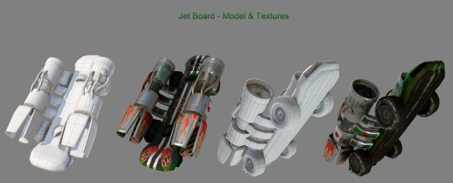 Jet Board 1