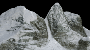 Mountain For Rendering__83720011