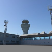 Air Traffic Control Tower 3D Model