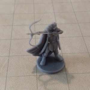Adventurers/NPCs Dragonborn Female Ranger