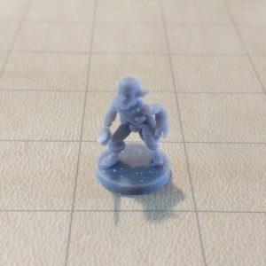Adventurers/NPCs Deep Gnome Rogue
