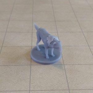 Miniatures Wolf