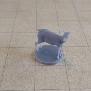 Miniatures Deer