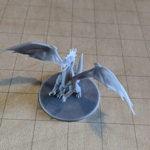 Miniatures Young Green Dragon