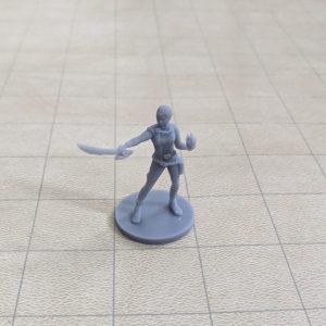 Adventurers/NPCs Elf Female Hexblade Warlock