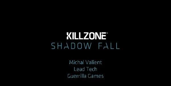 KILL ZONE SHADOW FALL TechSlide