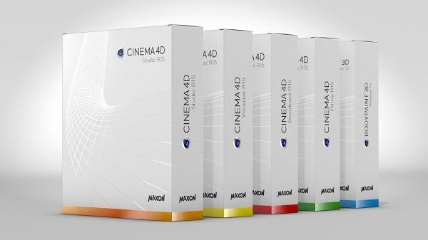 CINEMA 4D R15