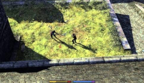 Sui Generis Pre-Alpha Gameplay