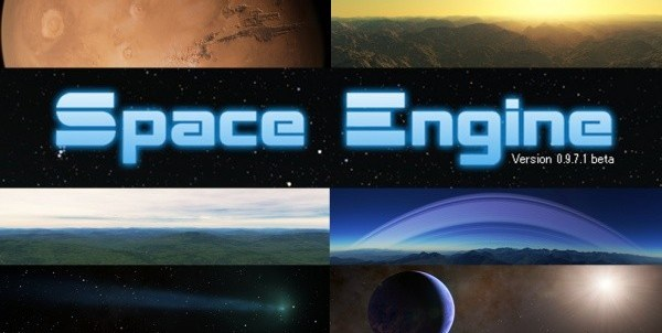 Space Engine 0.9.7.1