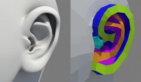 Ear Modeling