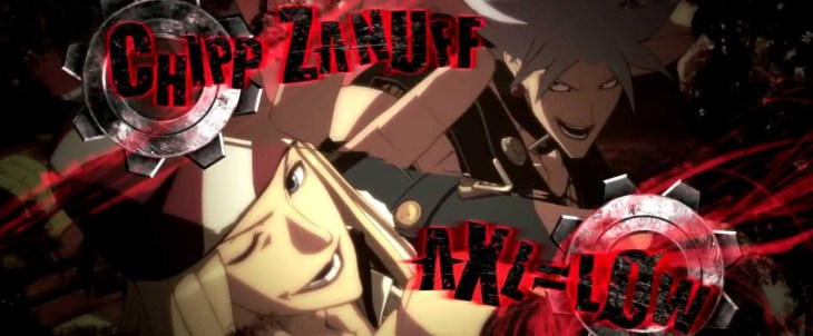 GUILTY GEAR Xrd -SIGN- Arcade Version Opening