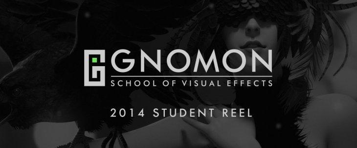 2014 Gnomon Student Reel
