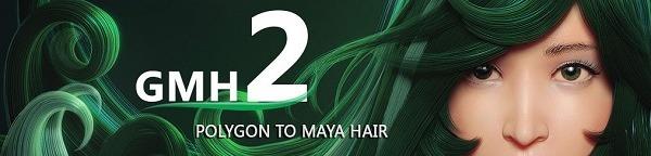 GMH2 Maya Hair Script