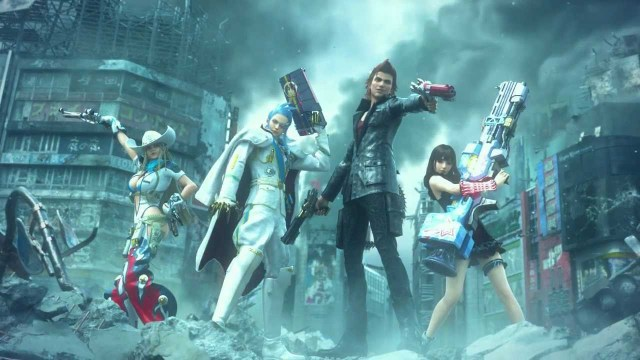 GUNSLINGER STRATOS2 Trailer 2