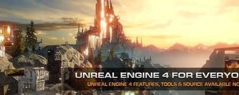 WELCOME TO UNREAL ENGINE 4