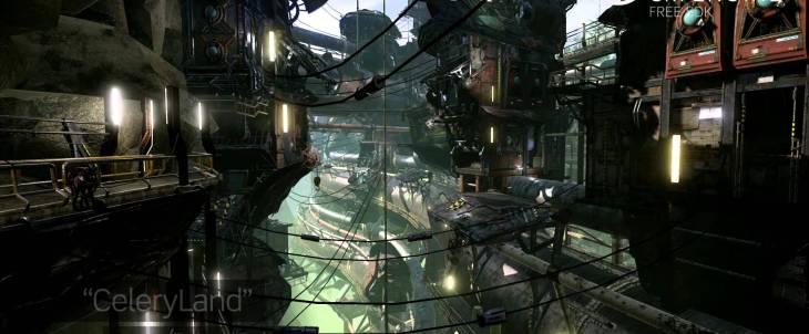 CRYENGINE Free SDK Showcase Trailer - GDC 2014
