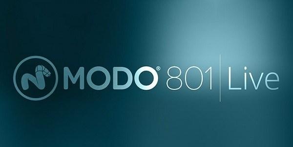 MODO 801 live event
