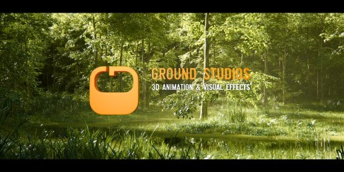 GROUND STUDIOS showreel