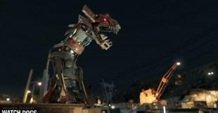 Alexandre Stroukoff Watch Dogs Art Dump